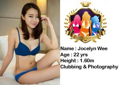 Jocelyn Wee
