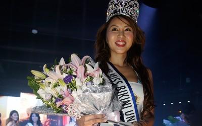 Miss Bikini Universe Singapore 2014 Winner